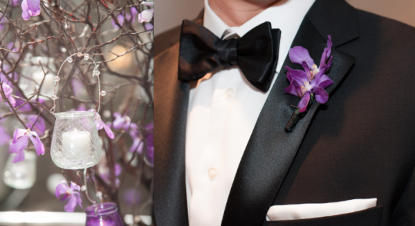 Votives and groom style