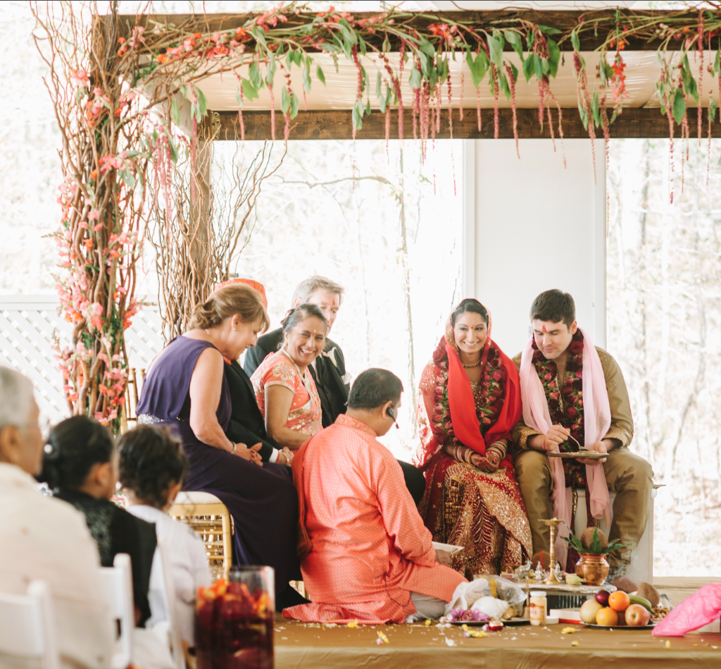 Indian Wedding Photography And Decor Mandap For Ceremonies