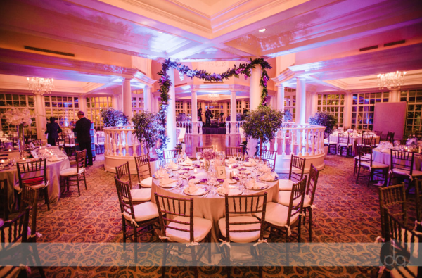 Fairmont Hotel DC Wedding with flowers by Elegance & Simplicity, Inc.