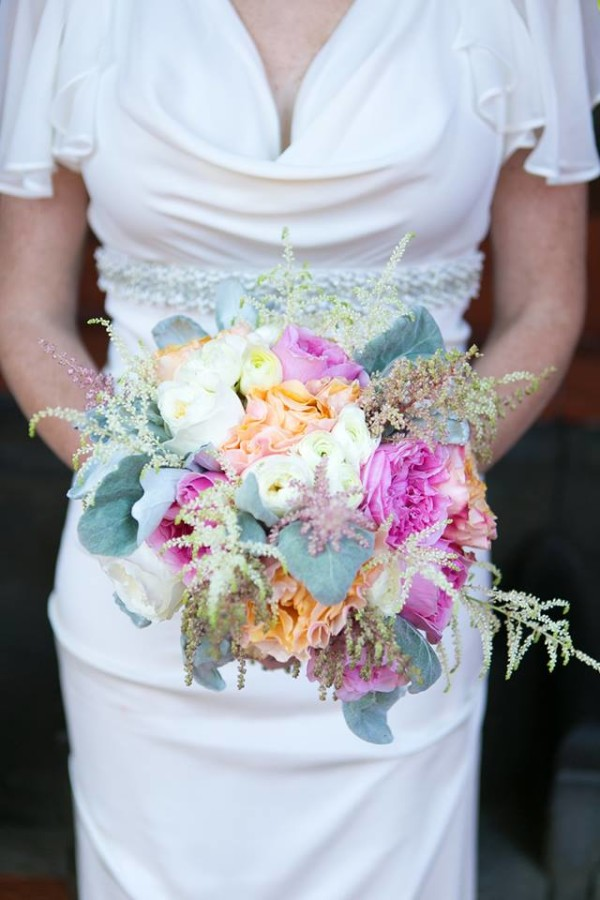 Capitol Hill wedding sneak peek - floral designs by Elegance and SImplicity
