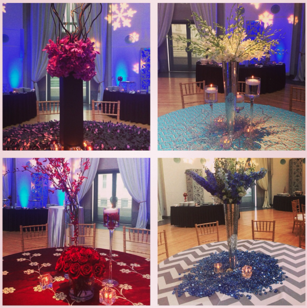 Holiday Floral Design by Elegance and SImplicity, Inc.