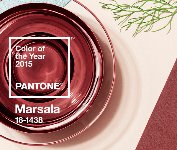 How to use the 2015 Pantone Color of the Year for your wedding