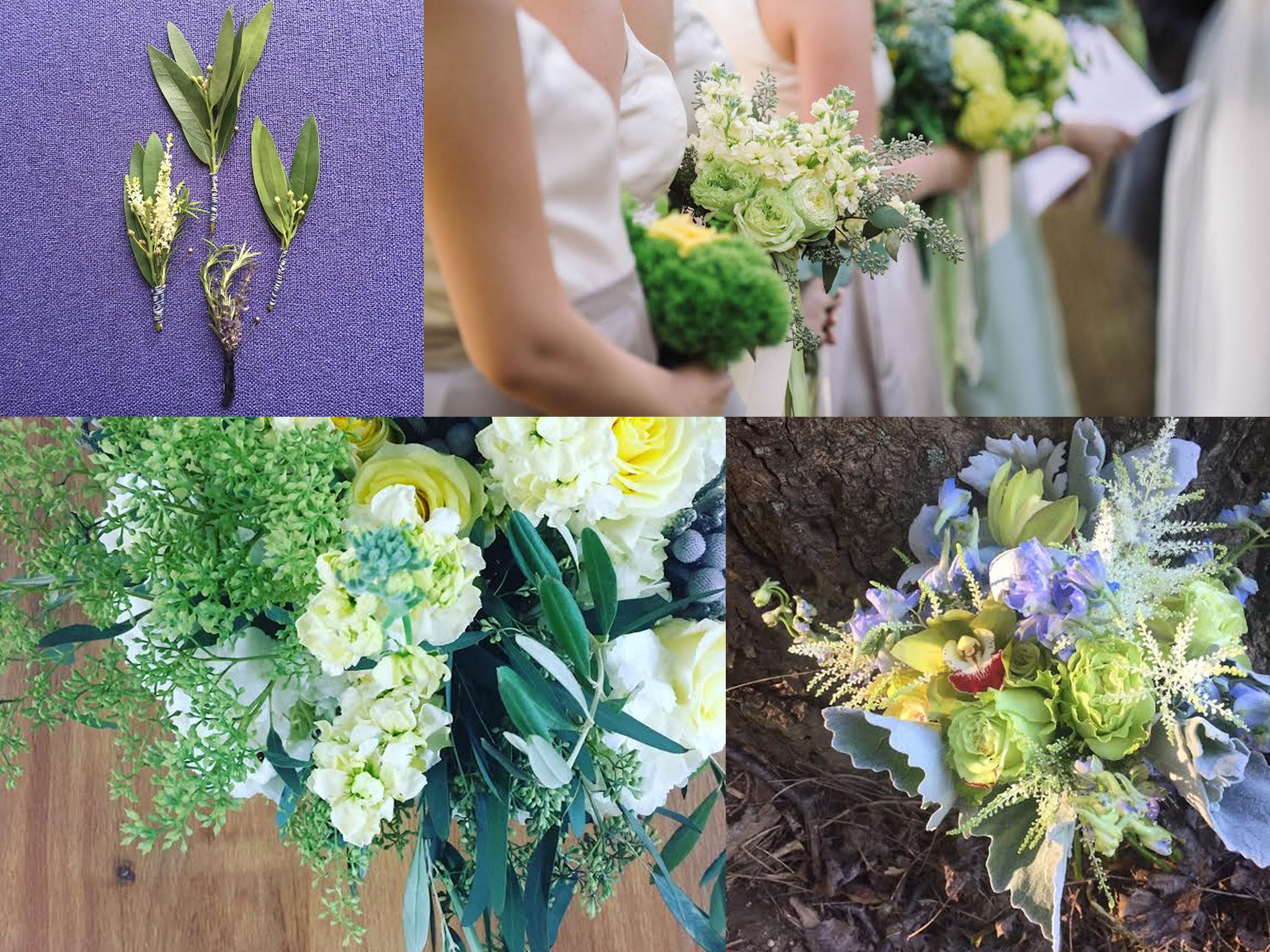 Elegance-and-Simplicity-Pantone-Color-of-the-Year-Green-2017-Wedding-Trends