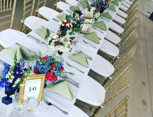Long Table Floral Designs